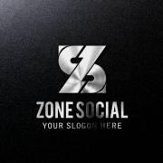 free-logo-mockup-silver-on-wall