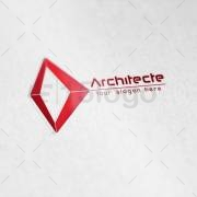 Architecte logo template