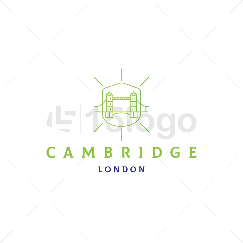 Cambridge Logo Template
