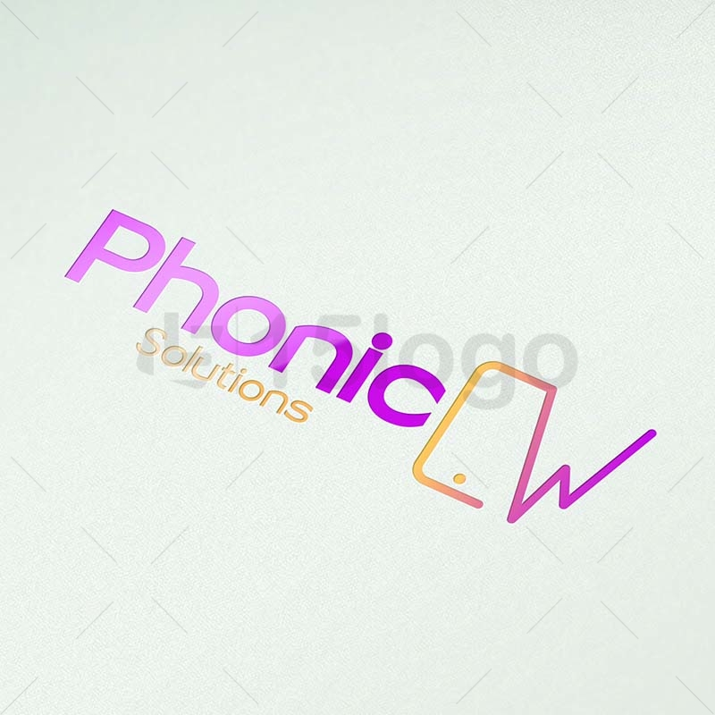 Phonic Solutions Logo