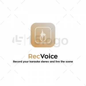 RecVoice Logo