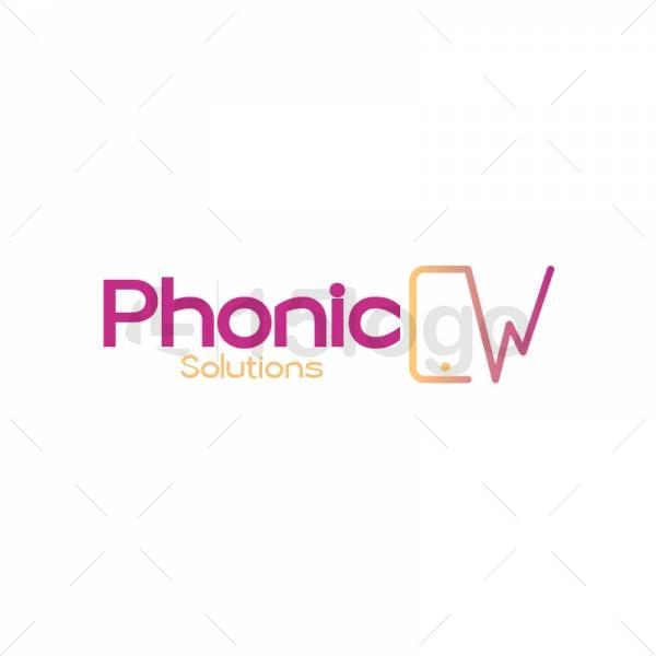 Phonic Solutions Logo