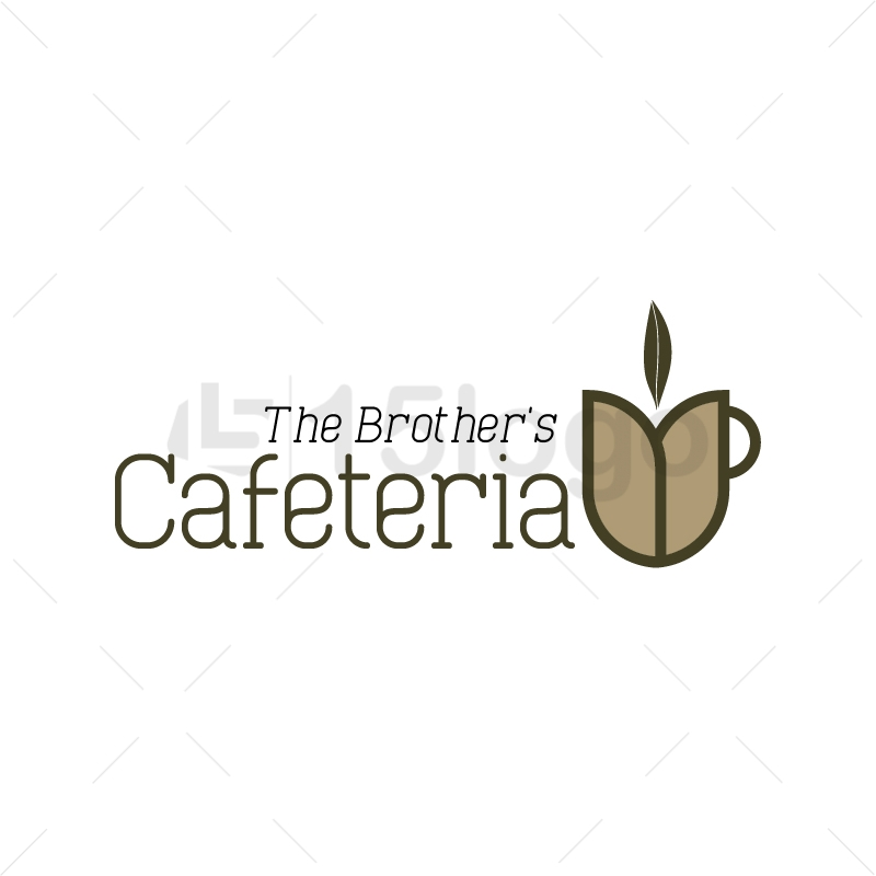 The Brother's Cafeteria logo