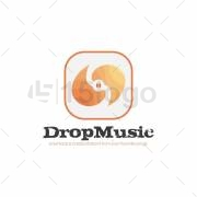 logotipo creativo de música