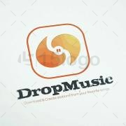 logo design de music