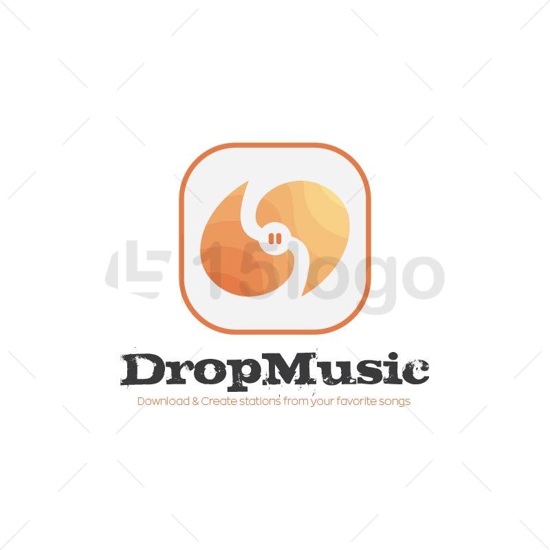 music design logo