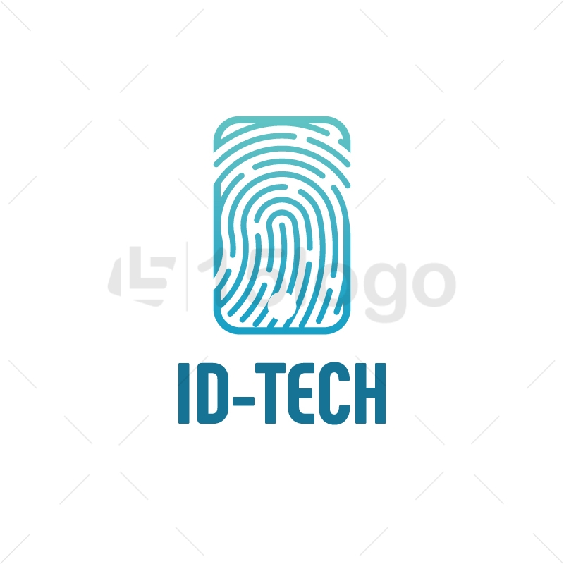 ID TECH Logo Template