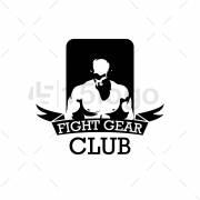 logotipo de fitness