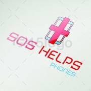 logotipo de ayuda